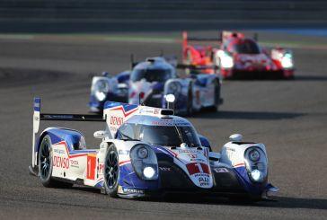 Toyota Gazoo racing back on the podium