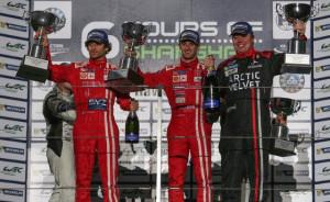 FIA WEC - Rebellion Racing champion LMP1 privée
