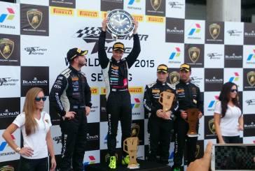 Lamborghini Super Trofeo – Patric Niederhauser siegt beim Weltfinale
