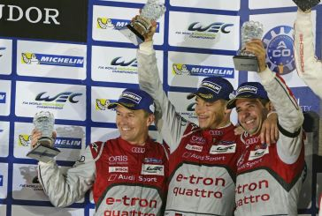 Vice world championship title for Audi drivers