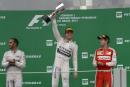 F1 – Victoire paisible de Nico Rosberg au GP du Brésil