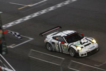 FIA WEC – Dritter Saisonsieg für Porsche 911 RSR – Titelentscheidung erst im Finale