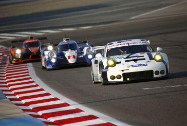 Brilliant season finale for Porsche – fourth win and three championship titles