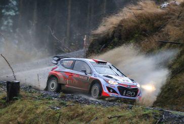 WRC – Zwei Top-Fünf-Ergebnisse für Hyundai Motorsport bei WM-Finale