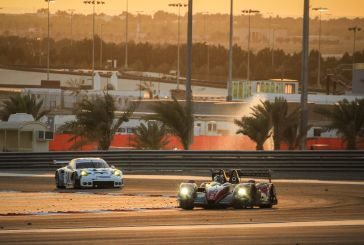 Team Sard Morand secures 5th position in LMP2 2015 final standings