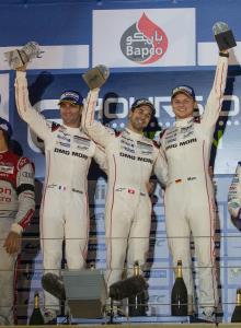 WEC - 6h de Bahreïn : victoire de Neel Jani, Marcel Fässler vice-champion