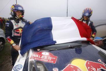 WRC – Zwölfter Sieg als Krönung der Saison: Volkswagen und Ogier siegen bei der Rallye Großbritannien