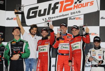 Kessel Racing win in the Gulf 12 hours of Abu Dhabi