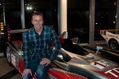 """Marcel Fässler besucht Vernissage """"Les Suisses au Mans 2015"""""""