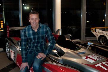 Marcel Fässler attends preview event 'Les Suisses au Mans 2015'