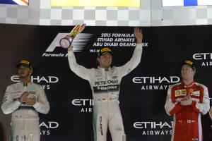 F1 - GP d'Abu Dhabi: Rosberg clôture la saison avec une nouvelle victoire- Dernier GP chez Lotus pour Grosjean