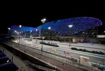 Kaspersky Motorsport team prepares for the Gulf 12 Hours Race