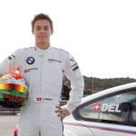 Louis Delétraz a roulé avec la BMW M4 de DTM