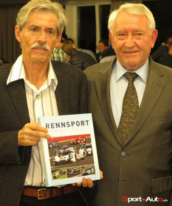 L'album photo du vernissage du livre «Rennsport Schweiz 2015»