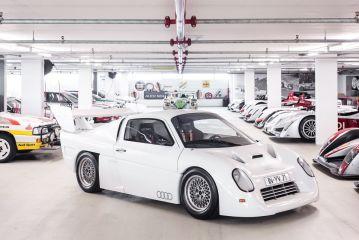 World Premiere: Group S prototypes at the Gr. B Rallyelegenden 2016 in Saalfelden Austria!