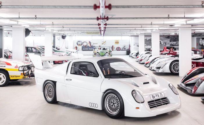 Weltpremiere: Gruppe S Prototypen bei den Gr. B Rallyelegenden 2016!