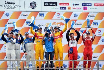 Asian Le Mans Series – Race Performance signe un nouveau podium