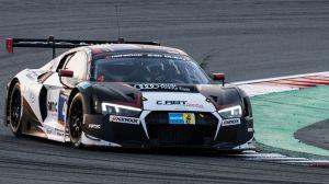 Audi monopolise la première ligne de la grille de départ des Hankook 24H DUBAI