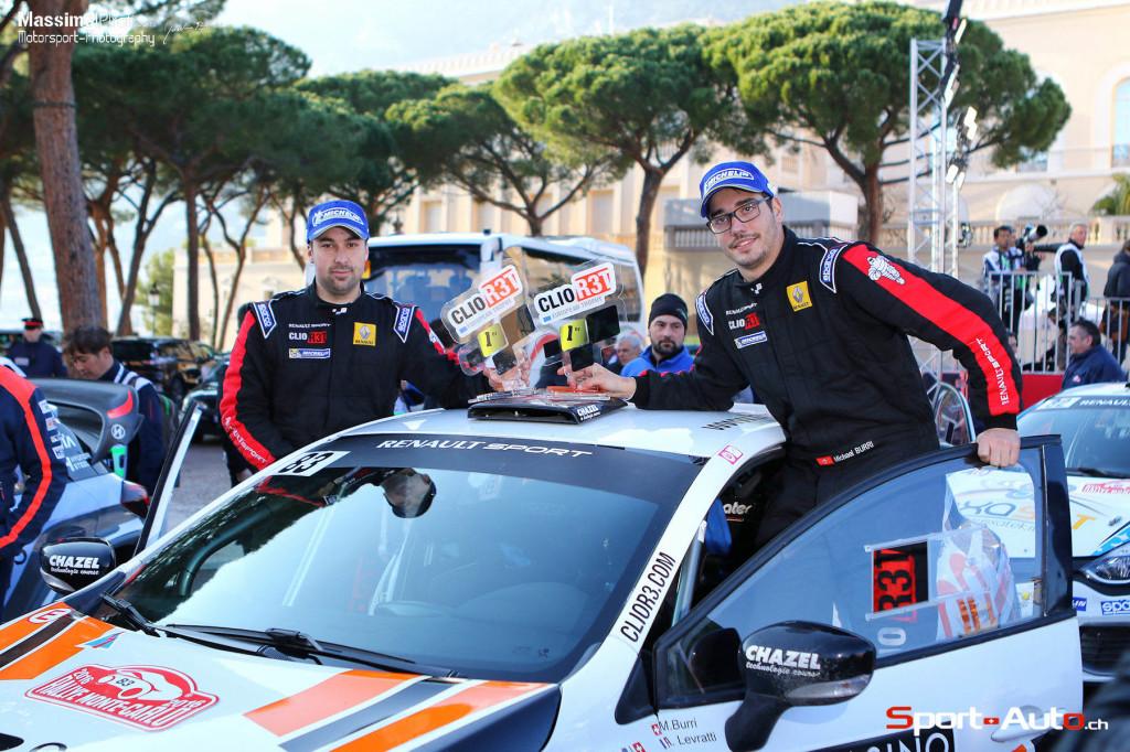 Rebondissement ! Michaël Burri remporte le Clio R3T European Trophy 2015 !