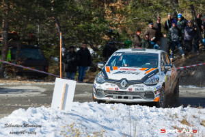 Michael BURRI– Anderson LEVRATTI (Renault Clio)