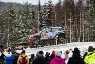 WRC – Second podium for New Generation i20 WRC as Hayden Paddon seals second in Sweden