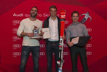 Nico Müller visits Audi quattro Ski Cup