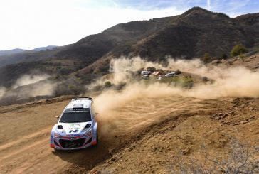 WRC –  Hyundai Motorsport aims for podium hat trick with New Generation i20 WRC at Rally Mexico