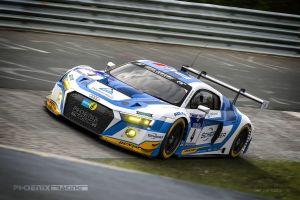 24h Rennen Nürburgring 2012