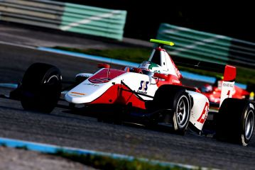 GP3 – Fukuzumi fastest on day one in Estoril