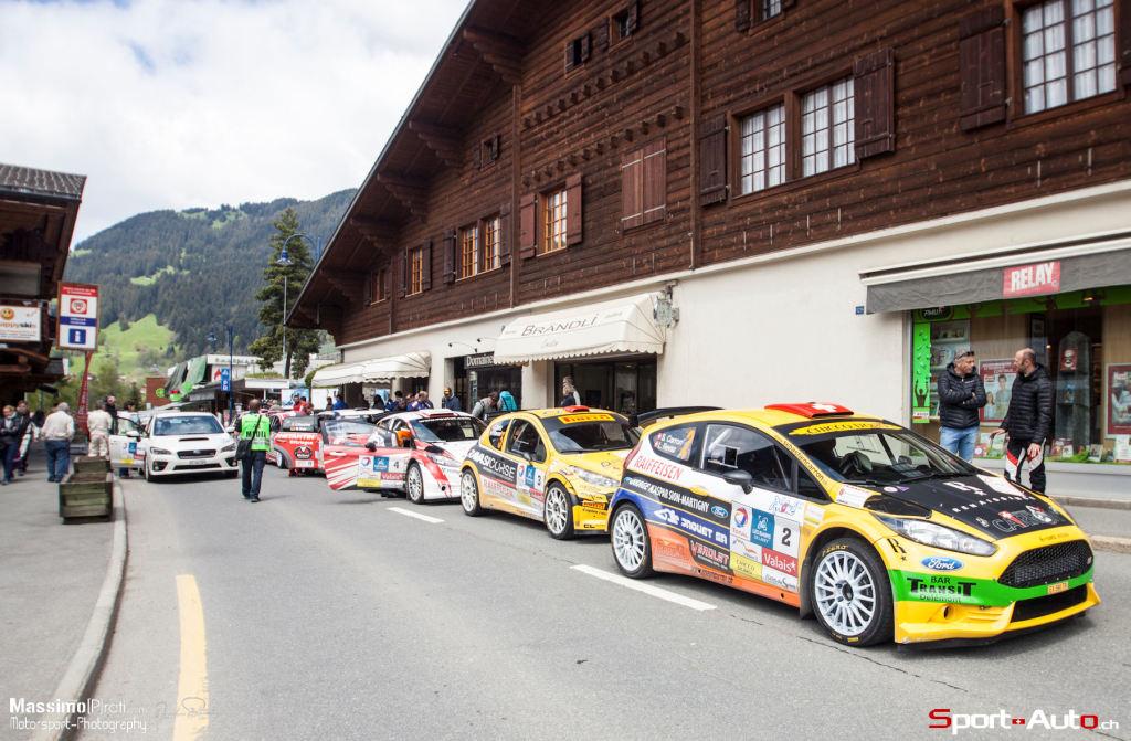 Championnat de Suisse des Rallyes: les candidats au titre 2016