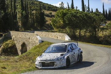 Hyundai Motorsport's New Generation i20 R5 passes milestone with first tarmac test