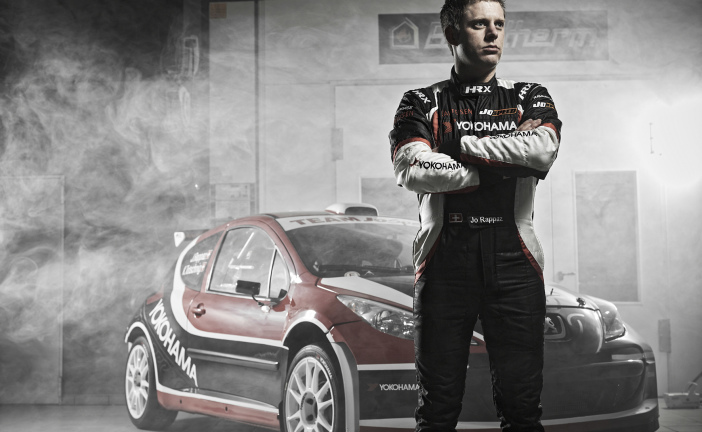 YOKOHAMA greift mit Jospeed in der Schweizer Rallye-Meisterschaft an