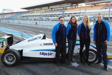 Marylin Niederhauser startet mit Rennsport Rössler in der ADAC Formel 4