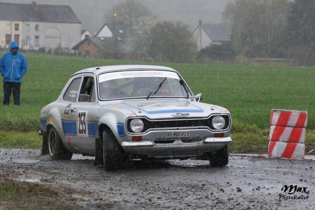 Rallye - Nos suisses cartonnent à l'étranger