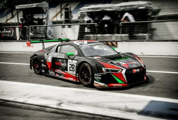 Two cars in the top 10 at Monza in the Endurance Cup for the Belgian Audi Club Team WRT