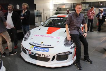 Philipp Frommenwiler fährt weiterhin bei Fach Auto Tech