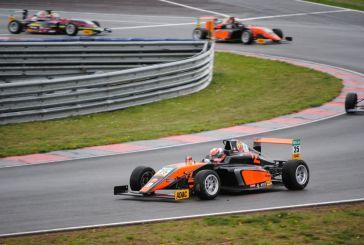 Moritz Müller-Crepon: 1. Rennwochenende der ADAC Formel 4 in Oschersleben