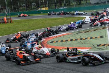 Formula Renault 2.0 NEC – Boccolacci und Tech 1 Racing glänzen bei ihrem Debut
