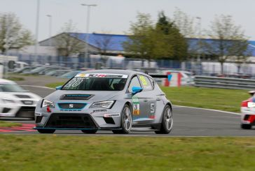 ADAC TCR Germany – Pascal Eberle monte sur le podium