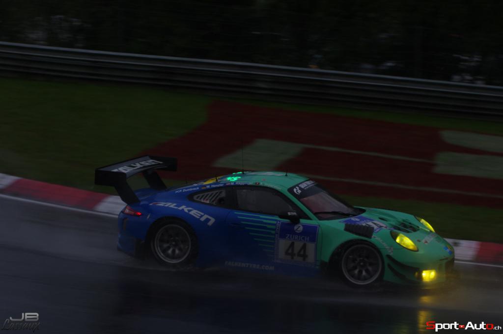 Alexandre Imperatori – Porsche 991 GT3R – Team Falken n°44 : 9ème au général, 9ème en SP9 GT3