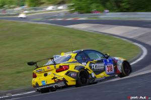 Yannick Mettler – BMW M235i Racing  : 37ème au général, 4ème en Cup5