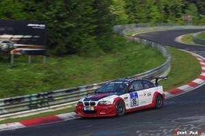 Martin Kroll, Chantal Kroll – BMW M3 GTR – Hofor Racing : 51ème au général, 2ème en SP6