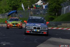 Hofor Racing – BMW M3  : 55ème au général, 2ème en V5