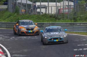 Dr Andreas Bänziger – Aston Martin Vantage – AF Racing : 59ème au général, 3ème en SP8