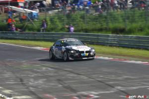 Urs Zünd – BMW Z4 – Pixum Team Adrenalin Motorsport : 70ème au général, 3ème en V5