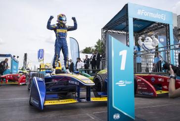 Formule E – Sébastien Buemi triomphe à Berlin et se relance au championnat avant la finale