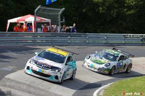 Sandro Rothenberger – Opel Astra OPC Cup – Lubner Motorsport: 76ème au général, 4ème en Cup1