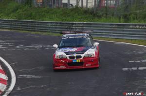 Martin Kroll, Chantal Kroll, Michael Kroll, Roland Eggimann – BMW M3 CSL – Hofor Racing : 94ème au général, 3ème en SP6