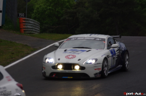 "Jean-Louis Hertenstein, ""Takis"" - Aston Martin Vantage – STADAvita Racing Team : 77ème au général, vainqueur en SP10 GT4"