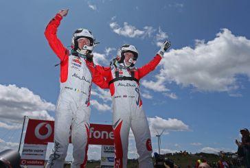 Kris Meeke remporte sa deuxième victoire en WRC